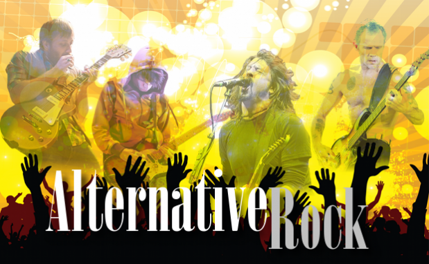 Top 10 Alternative Rock Bands | Download Alternative Rock