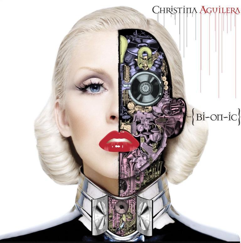 "Christina Aguilera ""Bionic"""