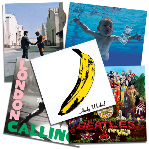 top album covers