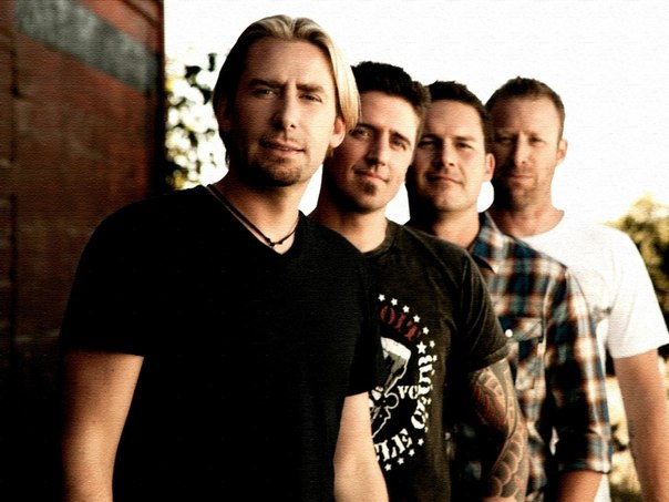 Top 10 Songs by Nickelback